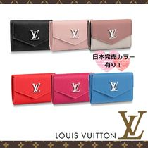 Louis Vuitton LOCKME Folding Wallets