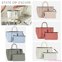 State of Escape Casual Style 2WAY Totes