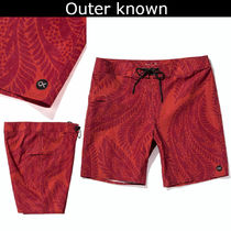 Outer known Tropical Patterns Beachwear