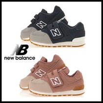 New Balance Unisex Street Style Kids Girl Sneakers
