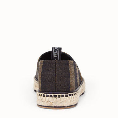 FENDI Loafers & Slip-ons Stripes Street Style Loafers & Slip-ons 5