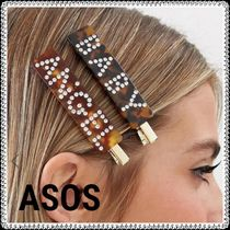 ASOS Barettes Casual Style Clips