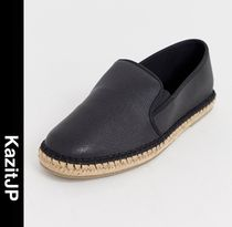 ASOS Faux Fur Street Style Loafers & Slip-ons