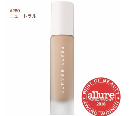 Fenty Beauty Pores Upliftings Acne Whiteness Unisex Street Style Face