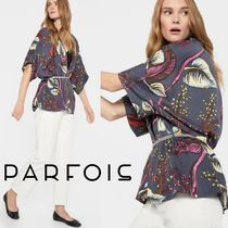 PARFOIS Casual Style Medium Jackets