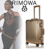 RIMOWA Street Style 1-3 Days Hard Type TSA Lock Carry-on