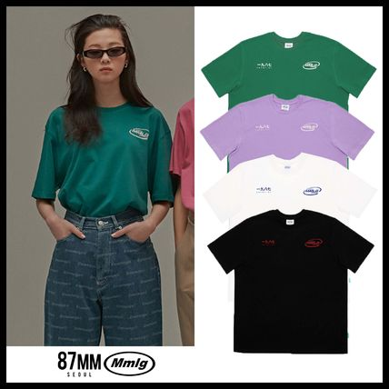 87MM More T-Shirts Unisex Street Style Short Sleeves T-Shirts