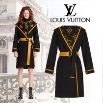 Louis Vuitton MONOGRAM Monogram Wool Coats
