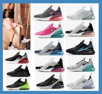 Nike AIR MAX 270 Casual Style Street Style Plain Low-Top Sneakers
