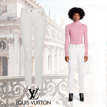 Louis Vuitton Plain Skinny Pants