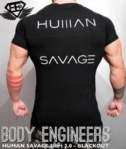 Body Engineers Yoga & Fitness Tops