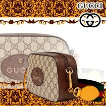 GUCCI Casual Style Canvas 2WAY Hip Packs
