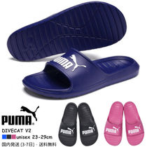 PUMA Unisex Street Style Plain Shower Shoes Shower Sandals