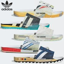 adidas ADILETTE Unisex Collaboration Shower Shoes Shower Sandals