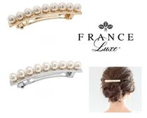FRANCE Luxe Barettes Elegant Style Clips