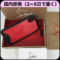 Christian Louboutin Street Style Silicon Smart Phone Cases