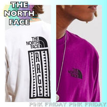 THE NORTH FACE 92 RAGE Unisex Henry Neck Street Style Plain Cotton Short Sleeves