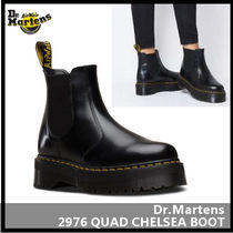 Dr Martens 2976 Casual Style Unisex Street Style Leather Boots Boots