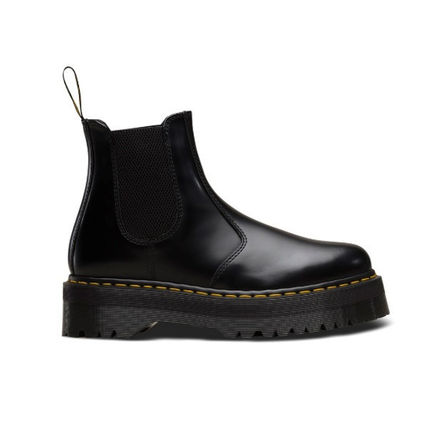 Dr Martens 2976 Unisex Street Style Leather Boots