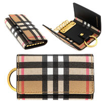 Burberry Unisex Keychains & Bag Charms