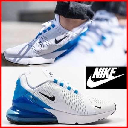 quality design b7de0 1f5be Nike AIR MAX 270 2019 SS Street Style Sneakers (AH8050-110)