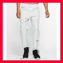 FEAR OF GOD Unisex Sweat Street Style Collaboration Plain Bottoms