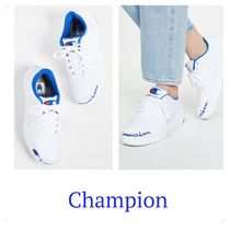 CHAMPION Casual Style Street Style Low-Top Sneakers