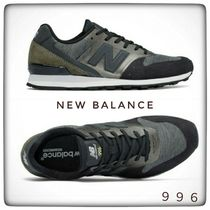 New Balance 996 Casual Style Oversized Low-Top Sneakers