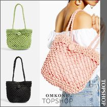 TOPSHOP Casual Style Totes