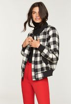 Milly Other Check Patterns Party Style Jackets