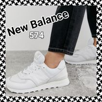 New Balance Unisex Plain Low-Top Sneakers