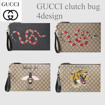 GUCCI Ophidia Unisex Clutches