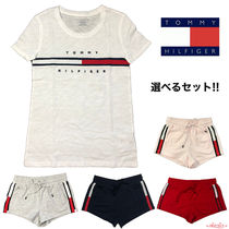 Tommy Hilfiger Short Short Sleeves Cropped