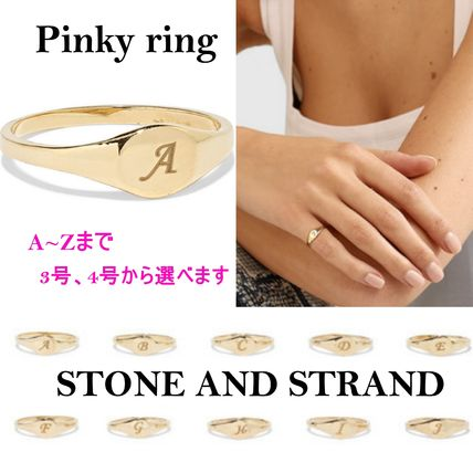 Casual Style Rings