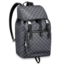 Louis Vuitton Canvas 2WAY Backpacks