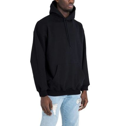 BALENCIAGA Hoodies Plain Hoodies 2