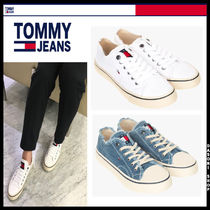 Tommy Hilfiger Unisex Street Style Sneakers