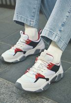 Tommy Hilfiger Street Style Leather Sneakers