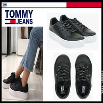 Tommy Hilfiger Street Style Low-Top Sneakers