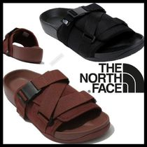 THE NORTH FACE Casual Style Unisex Street Style Sport Sandals Flat Sandals