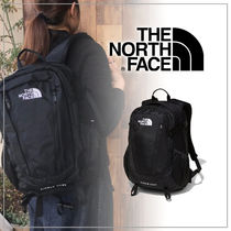 THE NORTH FACE Unisex Plain Backpacks