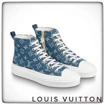 Louis Vuitton MONOGRAM Casual Style Oversized Low-Top Sneakers