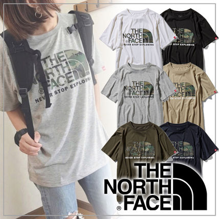 THE NORTH FACE More T-Shirts Unisex Short Sleeves T-Shirts