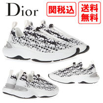 Christian Dior Street Style Sneakers