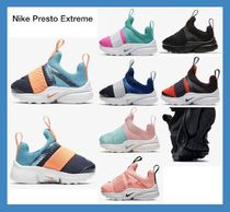 Nike AIR PRESTO Street Style Baby Girl Shoes