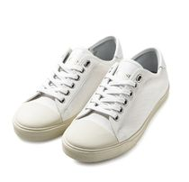 CELINE Casual Style Plain Leather Low-Top Sneakers