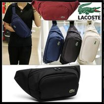 LACOSTE Unisex Street Style Bags