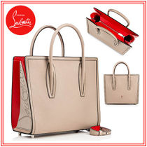 Christian Louboutin Paloma 2WAY Leather Handbags