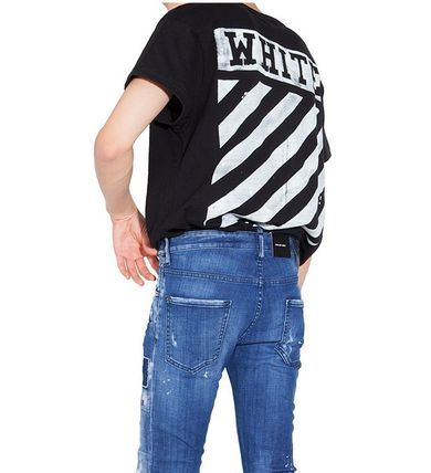 Off-White More T-Shirts Street Style T-Shirts 9
