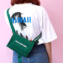 Funnymade Casual Style Unisex 3WAY Shoulder Bags